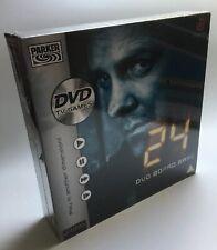 24 DVD Board Game (PARKER) 2006 PAL TV Games New/Sealed