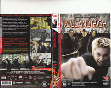 Volcano High-2001-Jang Hyuk-South Korea-Movie-DVD