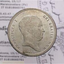 Piastra 120 Grana 1825 (Napoli Francesco I) Ottimo qFDC LOT1981