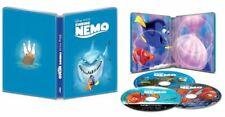 Finding Nemo SteelBook Includes Digital Copy 4K Ultra HD Blu-ray/Blu-ray 2003