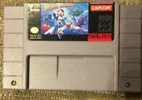 Mega Man X (SNES, 1994) game only no box