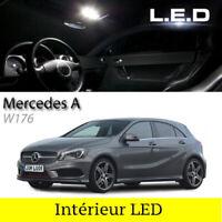 LED Innenraumbeleuchtung Beleuchtung Set / 12 led Glühbirnen für Mercedes A w176
