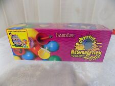 Resurrection Eggs Family Life 12 Plastic Easter Eggs Tell the Story Instructions