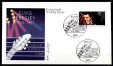 Elvis Presley. FDC(2). BRD 1988