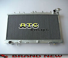 ALL ALUMINUM RADIATOR FOR 1991-1999 Nissan Sentra 200SX SR20DE 2.0L L4 Engine