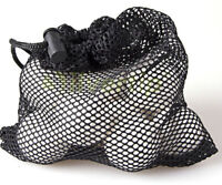 Nylon Mesh Nets Bag Pouch Golf 48 Ball Carrying Holder Storage Durable UK