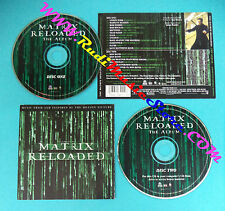 CD The Matrix Reloaded (Music From And Inspired By The Motion Picture)(OST1)