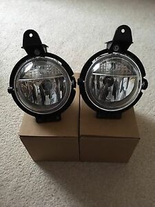 Fits Bmw Mini Cooper/Cooper S/Clubman/Roadster/Countryman One (Fog Lights Pair)