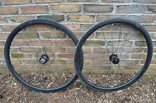 Novatec Carbon 38mm 25mm road cx Disc Tubular Wheelset 1470g thru axle 11sp