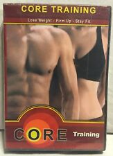 Core Training www.mastermoves.com workout exercise 4 DVD set for abs challenge