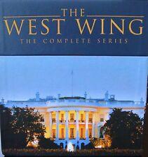 West Wing Seasons 1-7 The Complete Season 1 2 3 4 5 6 7 Martin Sheen Box Set DVD