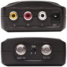 RCA Compact RF Modulator (CRF907R), New, Free Shipping