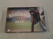 Baseball : An Official Publication from the Archives of M.L.B. 365 Days - MINT
