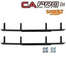 "Woody's C&A Pro Ski 8"" Round Bar Carbide Wearbars - ADX BX MTX RZ XT XTX XCS XPT"
