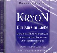 KRYON - Ein Kurs in Liebe - Geführte Meditationen mit Barbara Bessen - Audio CD