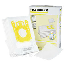 KARCHER VC6100 VC6200 VC6300 Aspirateur Polaire des sacs à Poussière & Filtre