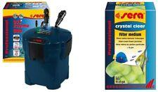 sera UVC Xtreme elektronisch steuerbare Außenfilter für Aquarien mit integrierte