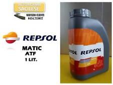 OLIO CAMBIO AUTOMATICO+SERVOSTERZO REPSOL MATIC  ATF  DEXRON II D 1LIT.=CASTROL