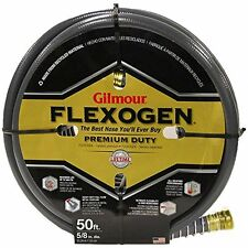 Gilmour 10058050 8-ply Flexogen Hose 5/8-Inch by 50-Foot, Gray , New, Free Shipp