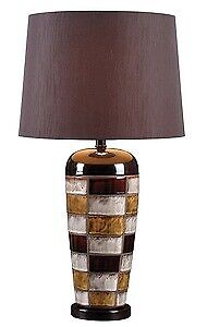 Kenroy Lighting - One Light Table Lamp - Torino - One Light Table Lamp  Ceramic