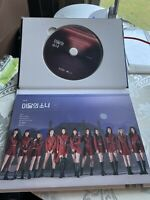Loona 2nd Mini Album Hash # A Limited version  Monthly Girl EUC