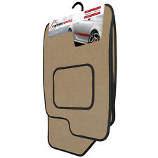 Mitsubishi Shogun Pinin 3 Door (2000 - 2006) Tailored Beige Floor Mats [B]