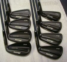 MIZUNO MP 52 3-PW BLACK NITRIDE BLUEPRINTED SPINE ALIGNED S300 AWESOME +1/2""