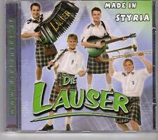 (GK294) Die Lauser - Made In Styria - CD
