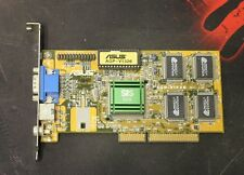 AGP Videocard - ASUS AGP-V1326 - SIS 6326 - 2MB - TESTED