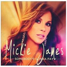 MICKIE JAMES - SOMEBODY'S GONNA PAY!!! NEW!~~~~~~