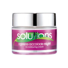 New Avon Solutions Ageless Bloom Night Cream  Trial Size- Holiday?