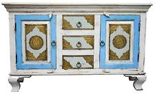 Sideboard Cabinet Buffet Storage French Country Vintage Antique Indian Moroccan