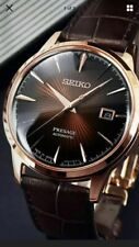 Seiko Presage Cocktail Time Copper Cal 4R35 CUSTOM MOD Automatic Men Wrist Watch