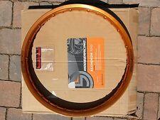 """Moose Ruota posteriore Cerchio bici 19"""" 2,15 Pollici KTM SX SXF 125 150 250 350"""