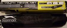 Slazenger 10' - 18' Portable Adjustable Tennis Practice Net SZ14NET Adult Youth