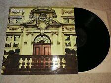 Bach - Italienisches Konzert F-dur  Vinyl  LP Eterna Edition  Hans Pischner