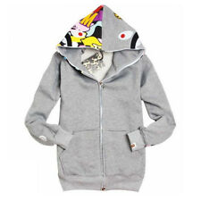 b1001eb31896 Bape a Bathing Ape Coat Shark Head Hoodie Camo Full Zip Long Sleeve Jacket  2xl