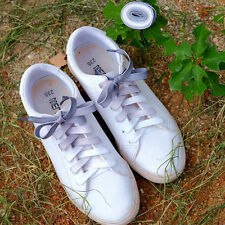Flat Changing Color Gradient Shoe Laces Party Camping Boots Shoelace Strings