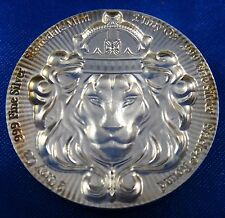Scottsdale Mint Lion Stacker 2 Oz 999 Fine Silver Round Bullion