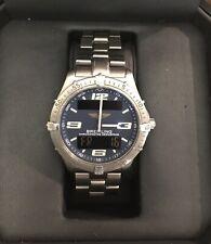 Breitling Professional Aerospace E75362 Wrist Watch for Men