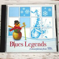 Blues Legends Music CD BB King Bo Diddley John Mayall Charles A Masterful Mix