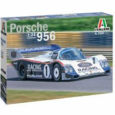 ITALERI 3648 Porsche 956 24H Le Mans 1983 1:24 Plastic Model Kit