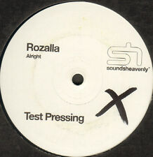 ROZALLA  - Alright - Sounds Heavenly