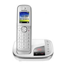 Panasonic KX-TGJ 320 GW Schnurloses Telefon / Freisprechen / Anrufbeantworter