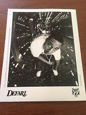 Defari Rare 8 x10 Hip Hop Tommy Boy Records