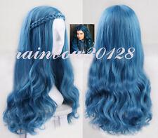 "24"" Women's Evie for Descendants 2 Wavy Curly Cosplay Wig"