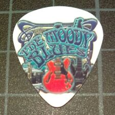 THE MOODY BLUES - ROCK AND ROLL GUITAR PICK