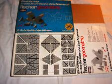 FISCHERTECHNIK Baukasten geo 2, groß, *geometric* OVP mit Anleitung