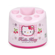 Hello Kitty Toothbrush Barrel Toothbrush Holder Toothpaste Container Bathroom