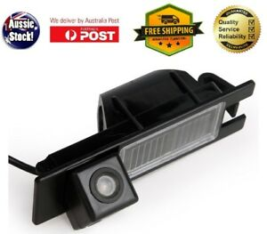 Reverse Camera Car Holden Astra Vectra Zafira Rear View License Plate-